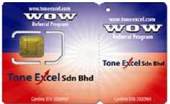 Simkad Tune Talk Tone Excel